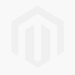 Sneakers Donna in Vera Pelle Bianco con Catena Made in Italy